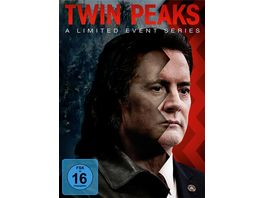 Twin Peaks A Limited Event Series Special Edition 10 DVDs