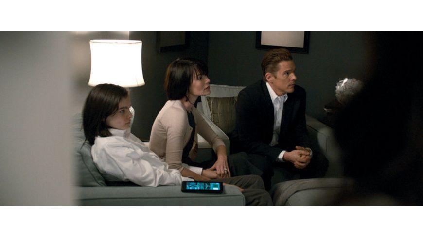 The Purge 1 Die Saeuberung 4K Ultra HD Blu ray 2D