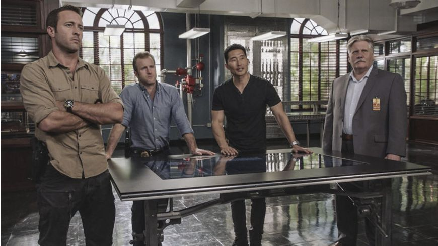 Hawaii Five 0 Season 7 5 BRs