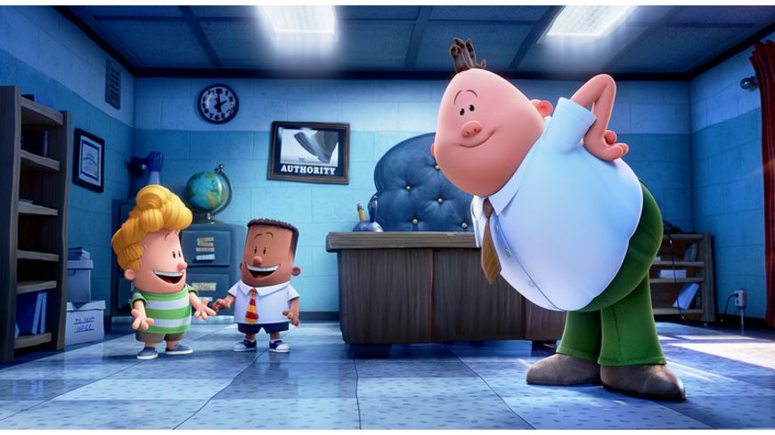 Captain Underpants Der supertolle erste Film