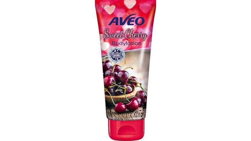 AVEO Bodylotion Sweet Cherry