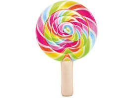 Intex Luftmatratze Lollypop 208 x135 cm