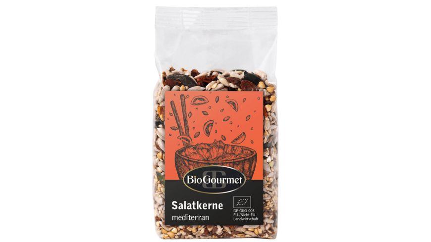 BioGourmet Mediterraner Salatkerne Mix