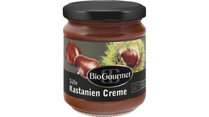 BioGourmet Kastanien Creme