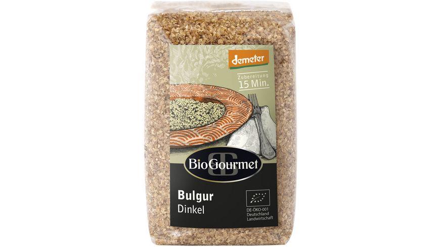 BioGourmet Dinkel Bulgur