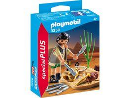 PLAYMOBIL 9359 Special Plus Archaeologische Ausgrabung