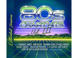 80s Chart Hits Extended Versions Vol 3