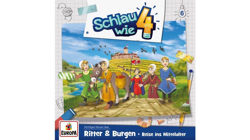 006 Ritter und Burgen Reise ins Mittelalter