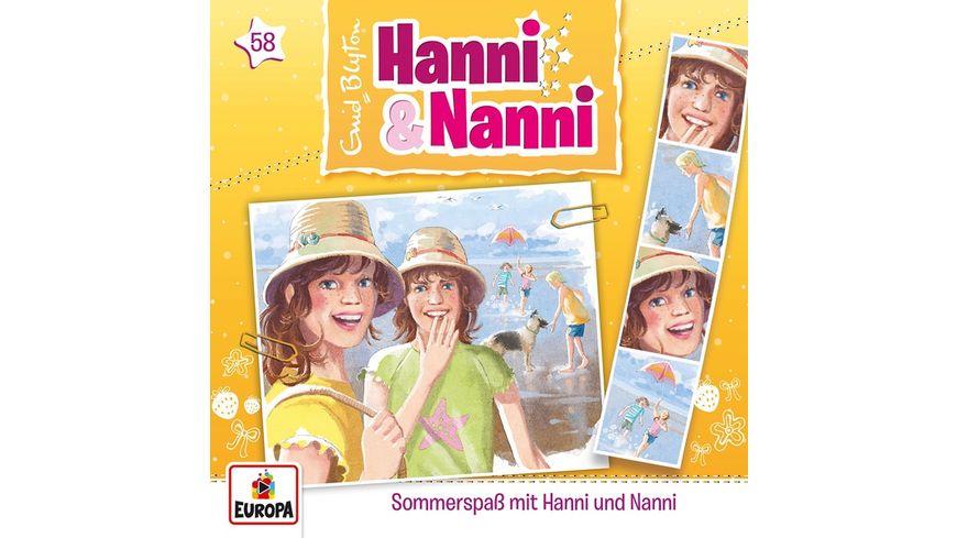 058 Sommerspass mit Hanni und Nanni