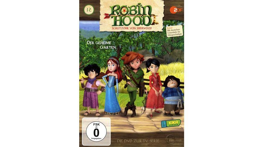 Robin Hood Schlitzohr von Sherwood Folge 12 Der geheime Garten