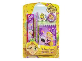 UNDERCOVER Schreibset 5teilig Rapunzel