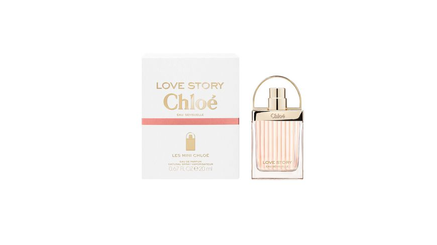 Chloe Les Mini Love Story Eau de Parfum