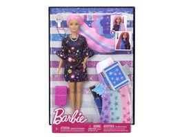 Mattel Barbie Haarfarbenspass Puppe