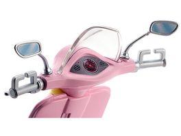Mattel Barbie Motorroller