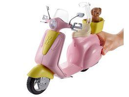 Barbie Motorroller Zubehoer