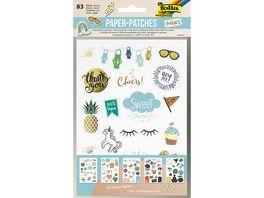 folia Paper Patches Nobles 300 Stueck