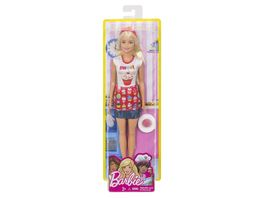 Mattel Barbie Cooking Baking Baeckerin Puppe