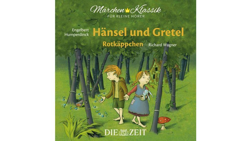 Haensel und Gretel Rotkaeppchen