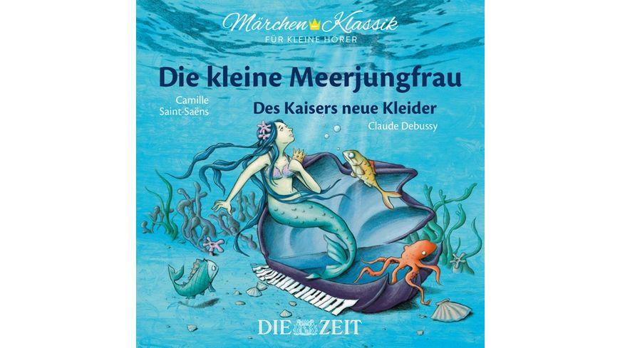 Die kleine Meerjungfrau Des Kaisers neue Kleider