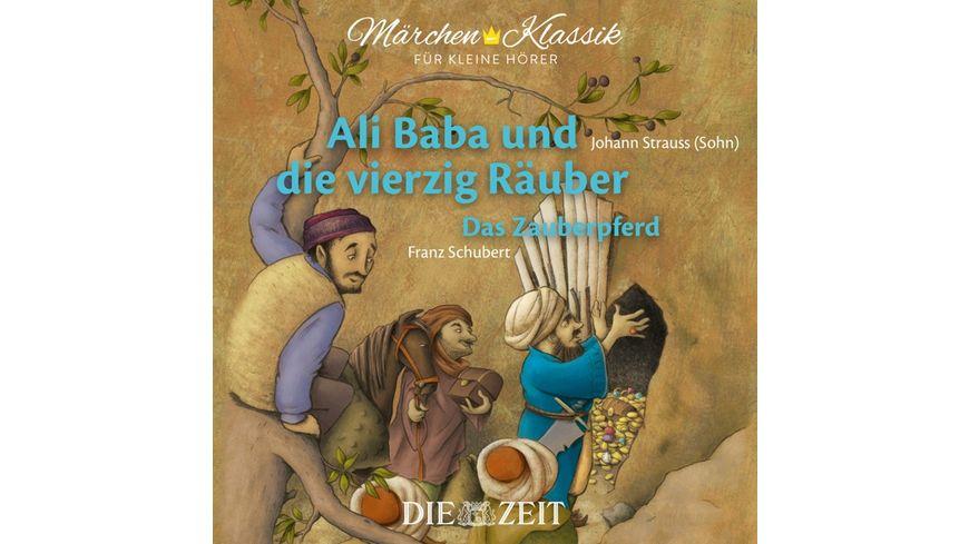 Ali Baba und die 40 Raeuber Das Zauberpferd