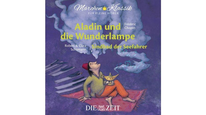 Aladin und die Wunderlampe Sindbad der Seefahrer