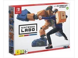 Nintendo Labo Toy Con 02 Robo Set