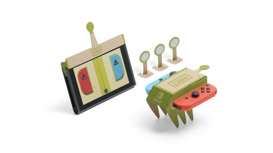 Nintendo Labo Toy Con 01 Multi Set