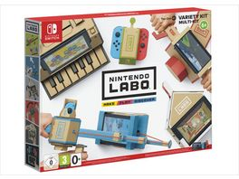 Nintendo Labo Toy Con 01 Multi Set