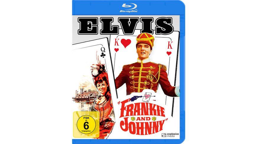 Elvis Presley Frankie und Johnny Frankie and Johnny