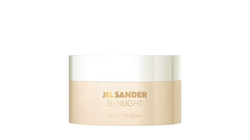 JIL SANDER Sunlight Koerpercreme
