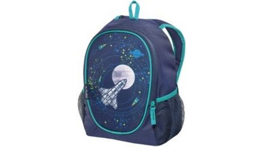 herlitz Kinderrucksack Rookie Space