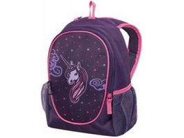 herlitz Kinderrucksack Rookie Unicorn Night
