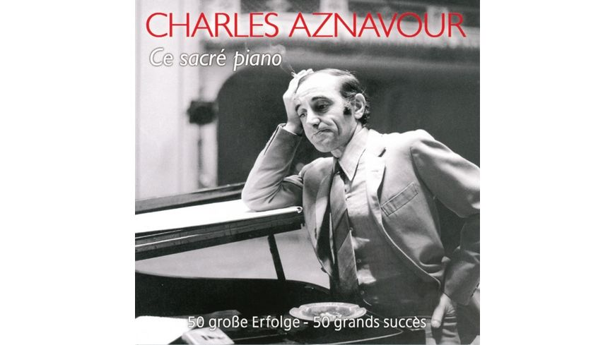 Ce Sacre Piano 50 grosse Erfolge