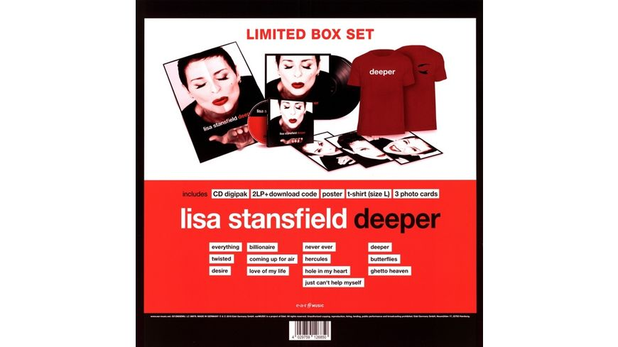 Deeper Limited Box Set