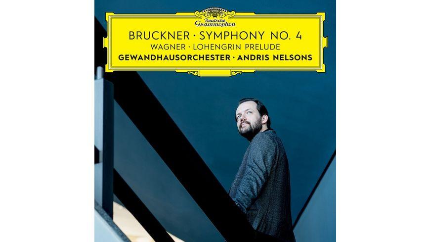 Bruckner Sinfonie 4 Wagner Lohengrin Prelude