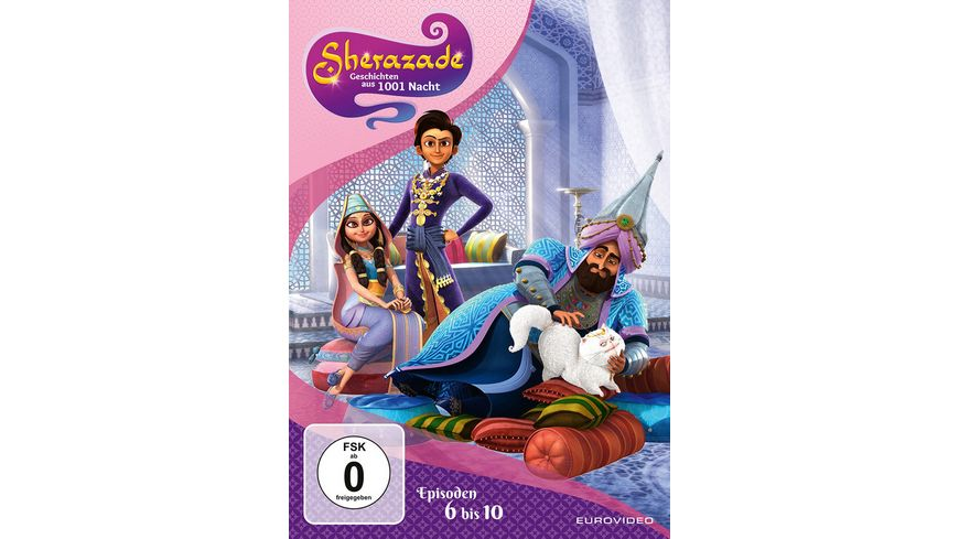 Sherazade Vol 2 Geschichten aus 1001 Nacht