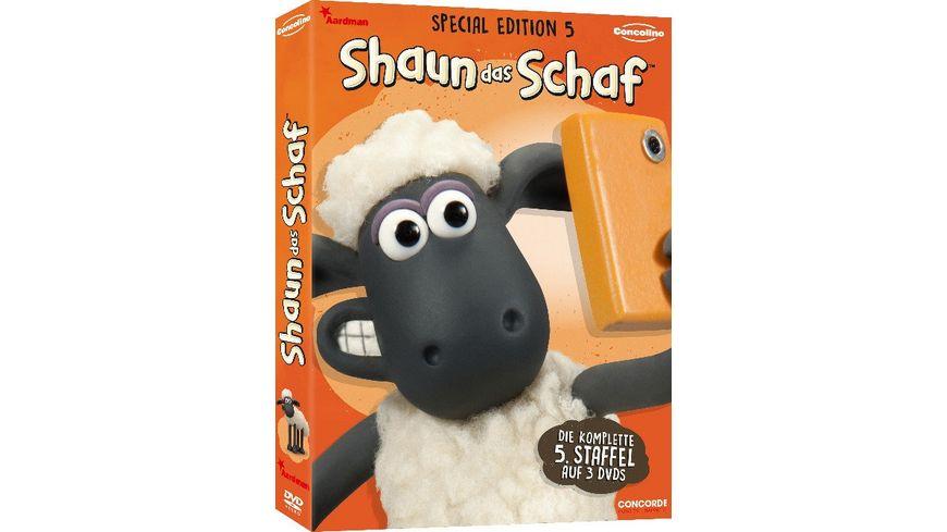 Shaun das Schaf Special Edition 5 3 DVDs