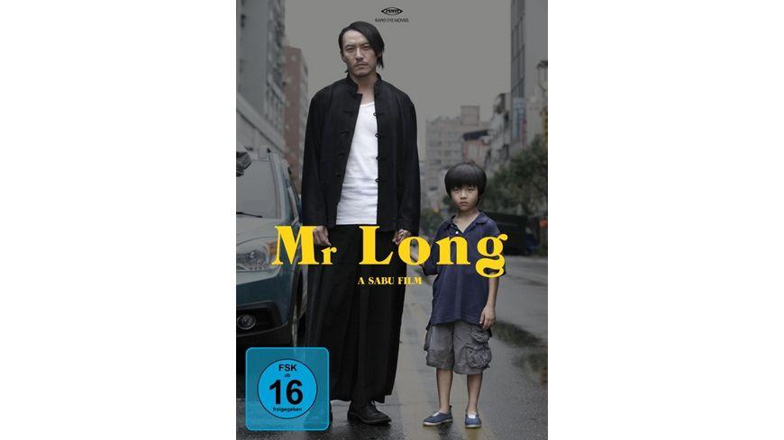Mr Long Auf 500 Stueck limitierte Special Edition Soundtrack CD Booklet
