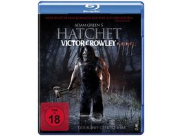 Hatchet Victor Crowley Uncut