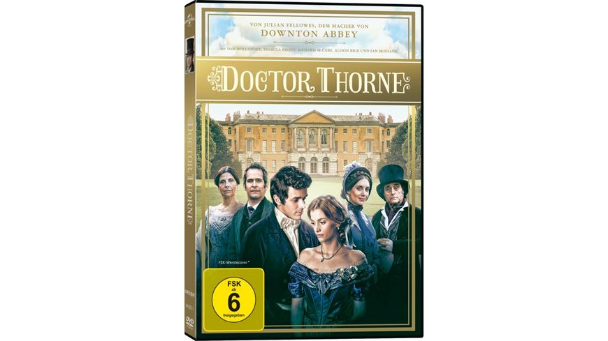 Doctor Thorne 2 DVDs