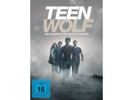 Teen Wolf Staffel 4 4 DVDs