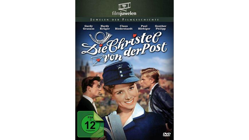 Die Christel von der Post