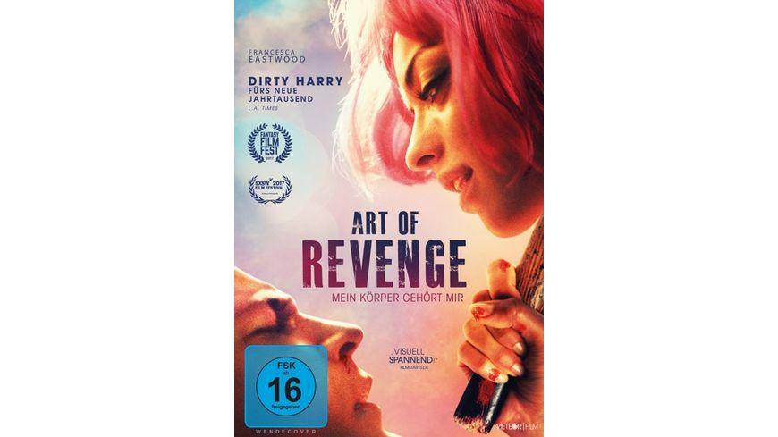 Art Of Revenge Mein Koerper Gehoert Mir
