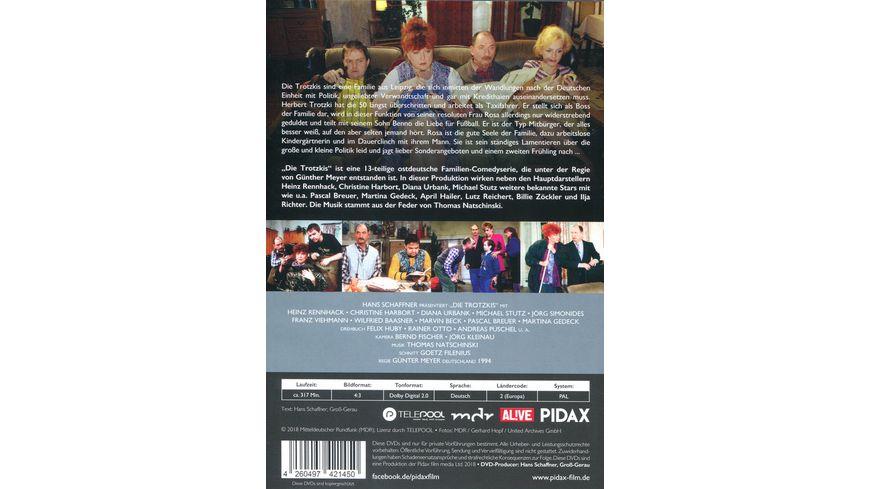 Die Trotzkis Die komplette 13 teilige Comedyserie Pidax Serien Klassiker 2 DVDs
