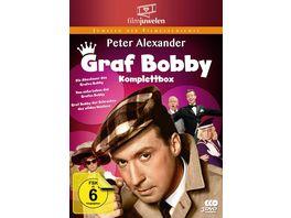 Graf Bobby Komplettbox Die komplette Filmtrilogie 3 DVDs