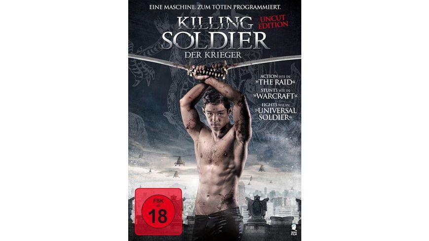 Killing Soldier Der Krieger Uncut