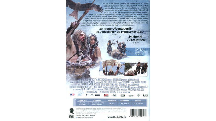 Der letzte Neandertaler AO