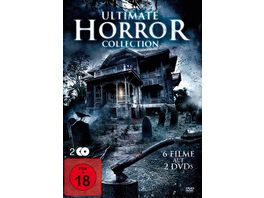 Ultimate Horror Collection 2 DVDs