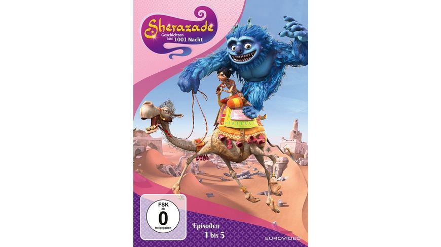 Sherazade Vol 1 Geschichten aus 1001 Nacht