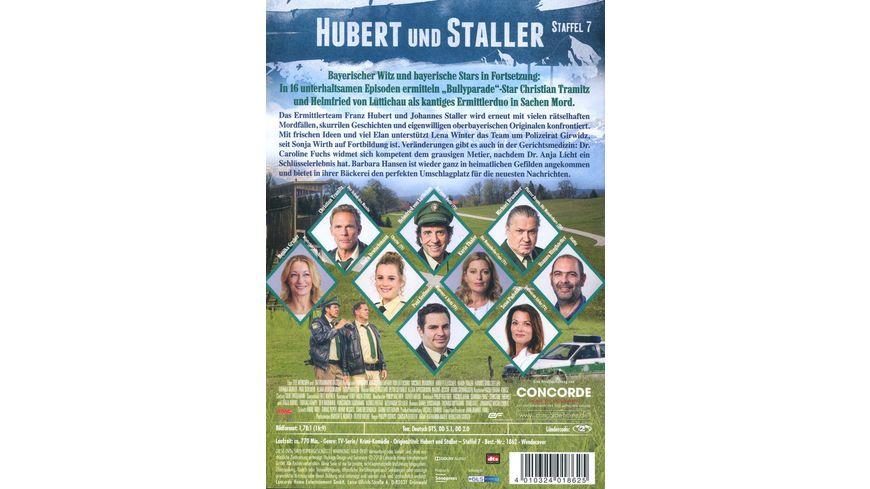 Hubert und Staller Die komplette 7 Staffel 6 DVDs